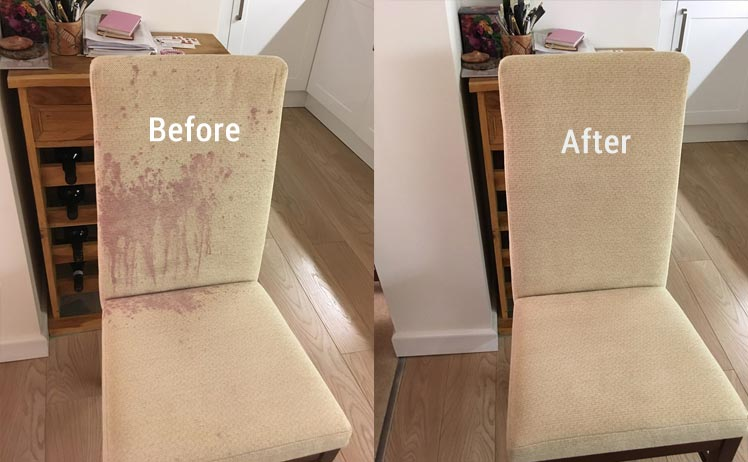 Upholstery Cleaning Rossi