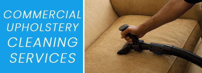 Commercial Upholstery Cleaning Brigadoon