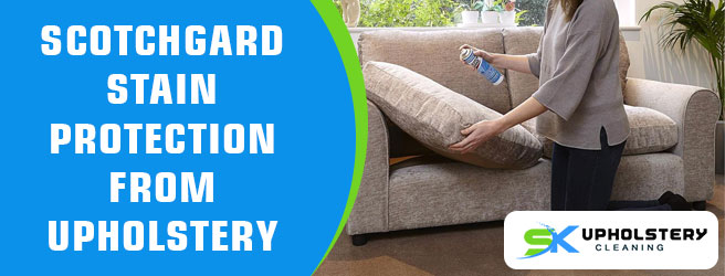 Scotchgard Stain Protection From Upholstery