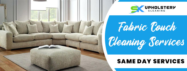 Fabric Couch Cleaning Services